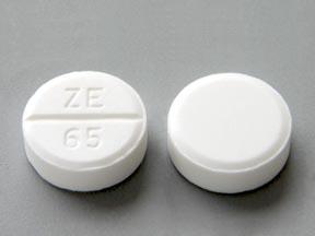 Amiodarone hydrochloride 200 mg ZE 65