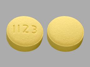 Doxycycline monohydrate 100 mg 1123