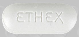 Guaifenex G 1200 MG 308 ETHEX Back