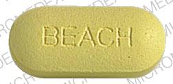 Uroqid-acid no.2 500 mg / 500 mg BEACH 11 14 Back