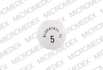 Glucotrol XL 5 mg