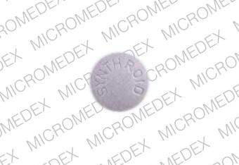 Synthroid 75 mcg (0.075 mg)