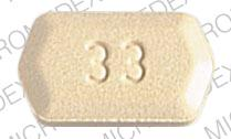 Serzone 200 mg BMS 200 33 Back