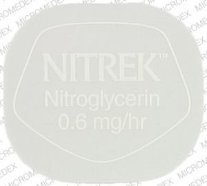 NITREK 0.6 MG/HR