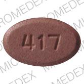 Bumetanide 2 mg 417 MYLAN Back