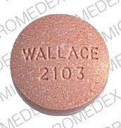 Pill Imprint SOMA C WALLACE 2103 (Soma compound 325 mg / 200 mg)