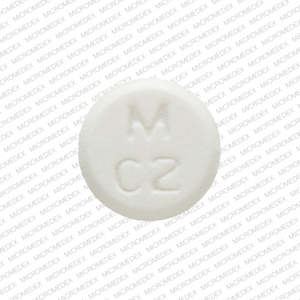 Captopril 25 mg M C2  Front