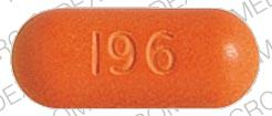 Diflunisal 500 mg 196 WPPh Back