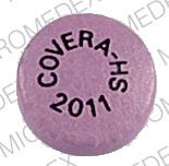 Covera-HS 180 mg