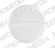 Percocet 325 mg / 5 mg