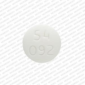 Prednisone 1 mg 54 092 Front