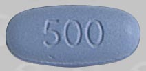 Flagyl 500 mg 500 FLAGYL Back