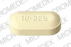Percocet 10/325 325 mg / 10 mg