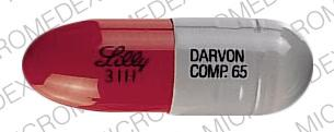 Darvon Compound-65 389 mg / 32.4 mg / 65 mg