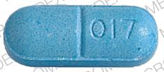 Deconsal II 600 mg / 60 mg Adams 017 Front
