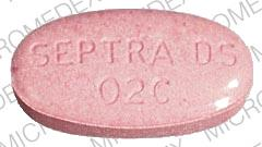 Septra DS 800 mg / 160 mg