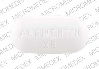 Augmentin XR 1000 mg / 62.5 mg