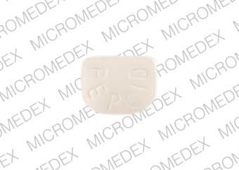 Pepcid 20 mg PEPCID MSD 963 Back