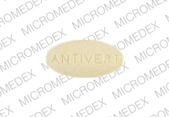 Antivert 25 mg