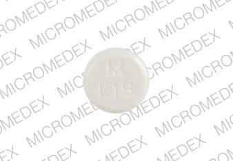 Lovastatin 10 mg M L19  Front