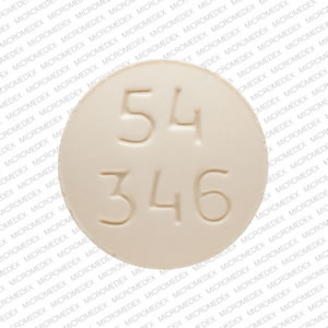 Lithium carbonate extended release 450 mg 54 346  Front