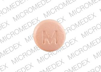 Doxycycline monohydrate 75 mg M D 22 Front