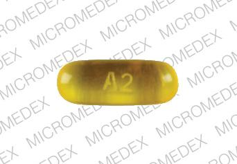 Benzonatate 200 mg A2  Front