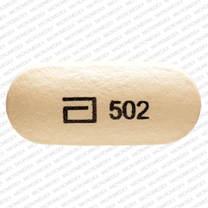 Advicor 20 mg-500 mg a 502  Front