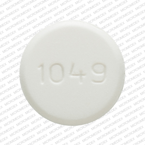 Lamotrigine 200 mg 1049  Front