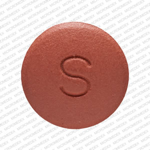 Topiramate 200 mg S 712 Front