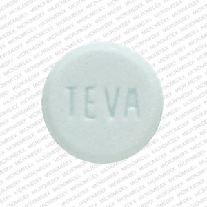 Diazepam systemic 10 mg (TEVA 3927)