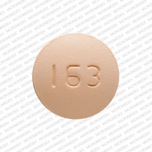 Doxycycline monohydrate 100 mg I63  Front