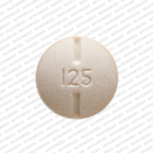 Synthroid 0.125 mg SYNTHROID 125 Back
