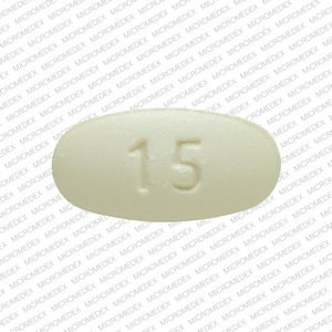 Meloxicam 15 mg 15 Back