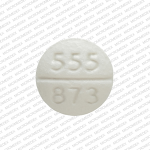 Medroxyprogesterone acetate 5 mg b 555 873 Back