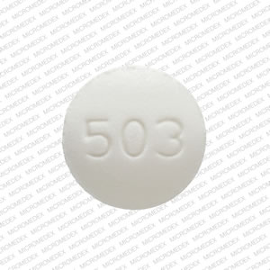 Pill Imprint 503 1MG (Intuniv 1 mg)