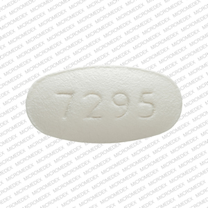 Carvedilol 12.5 mg TV 7295 Back