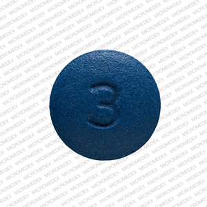 Eszopiclone 3 mg S 3 Back
