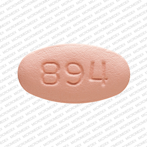 Pill Imprint 894 5 (Eliquis 5 mg)