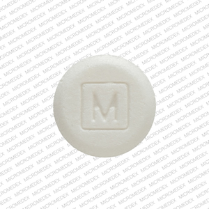 Methylin ER 10 mg 1423 M Back