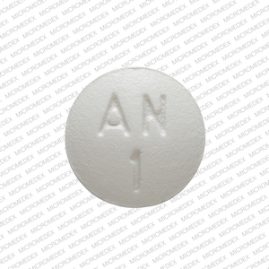 Anastrozole 1 mg APO AN 1 Back