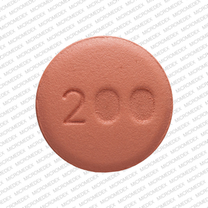 Topiramate 200 mg G 200 Back