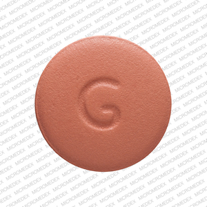 Topiramate 200 mg G 200 Front