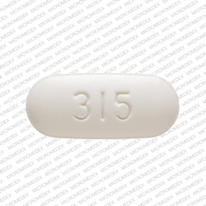 Pill Imprint 315  (Vytorin 10 mg / 80 mg)