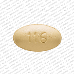 Verapamil Hydrochloride Extended-Release 116