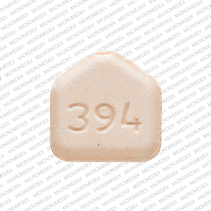 Venlafaxine hydrochloride 50 mg 394  Front