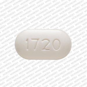 Warfarin sodium 10 mg TV 10 1720 Back
