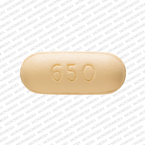Ultracet 325 mg / 37.5 mg O M 650 Back