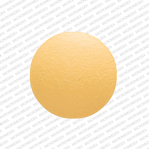 Yellow And Round - Pill Identification Wizard | Drugs com