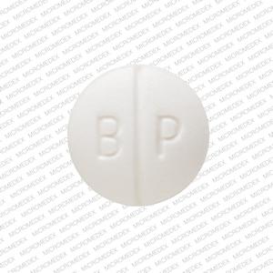 Carbinoxamine maleate 4 mg B P 605 Front